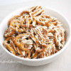 White Chocolate Cinnamon Pretzels