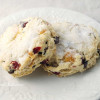 Chocolate Chip Biscuits with Dried Fruit