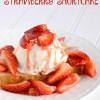Strawberry Shortcake My Way {Pound Cake Recipe}