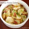 Hot German Potato Salad