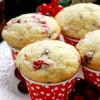 Chocolate Chip Cranberry Muffins Recipe