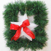 Pottery Barn Inspired Christmas Wreath