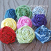Homemade Gifts-Fabric Flower Rings