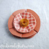 Tutorial-How to Make Folded Paper Flowers