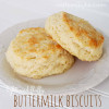 Light and Fluffy Buttermilk Biscuits (Freezer Biscuits)