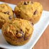 Scrumptious Healthy Pumpkin Muffins