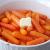 Sweet Cooked Carrots