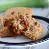 Cinnamon Chip Zucchini Muffins