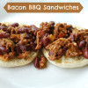 Bacon BBQ Sandwiches