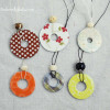 Washer Necklace Tutorial