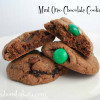 Oreo Mint Chocolate Cookies