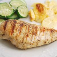 Grilled Chicken Cordon Bleu Food Network