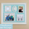 DIY Beadboard Frame Collage