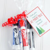 Teacher Christmas Gift Idea- Markers {Free Printable}
