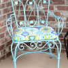 How To Transform Rusty Metal Patio Furniture the Easy Way!