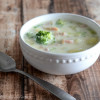 Ham Broccoli Soup