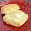 Super Easy Melted Butter Biscuits
