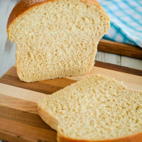 Soft Wheat Bread Recipe