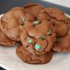 Amazing Chocolate Mint Cookies