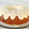 Orange Zucchini Cake
