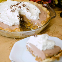 Creamy Turtle Pie Recipe