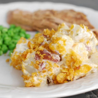 Amazing Cheesy Ranch Red Potatoes