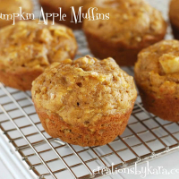 Best Ever Apple Pumpkin Muffins