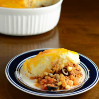 Spicy Shepherd's Pie--Frugal Friday Edition