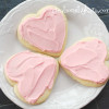Valentine Recipe#2--Sugar Cookies