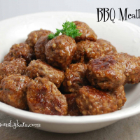 BBQ Sauce for Meatballs