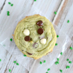 St. Patrick's Day Chocolate Chip Cookies
