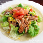 Crock Pot Cafe Rio Pork