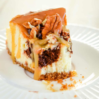 Amazing Turtle Cheesecake Recipe