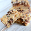 Toffee Chocolate Chip Bars
