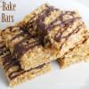 No-Bake Peanut Butter Bars Recipe