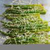 Parmesan Roasted Asparagus and Weekly Menu