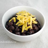 Crock Pot Black Beans