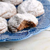 Chocolate Truffle Fudge Cookies