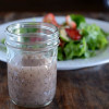 Raspberry Poppy Seed Dressing and Menu Plan