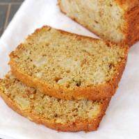 Pear Zucchini Bread Recipe