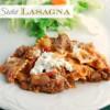 Bow Tie Skillet Lasagna
