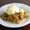 Double Crumb Apple Crisp