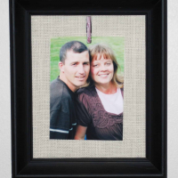 Decorating Idea-- Interchangeable Picture Frame