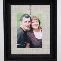 Decorating Idea-- Interchangeable Picture Frame