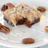 German Chocolate Brownies