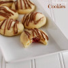 Valentine Recipe-Cherry Hideaway Cookies