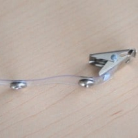 Binky/Pacifier Clip Tutorial
