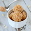 Easy Candy Recipe-- Rice Crispy Peanut Butter Balls