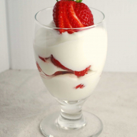 Strawberry Lemon Parfait Recipe
