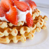 Waffles of Insane Greatness - Crazy Good Waffles